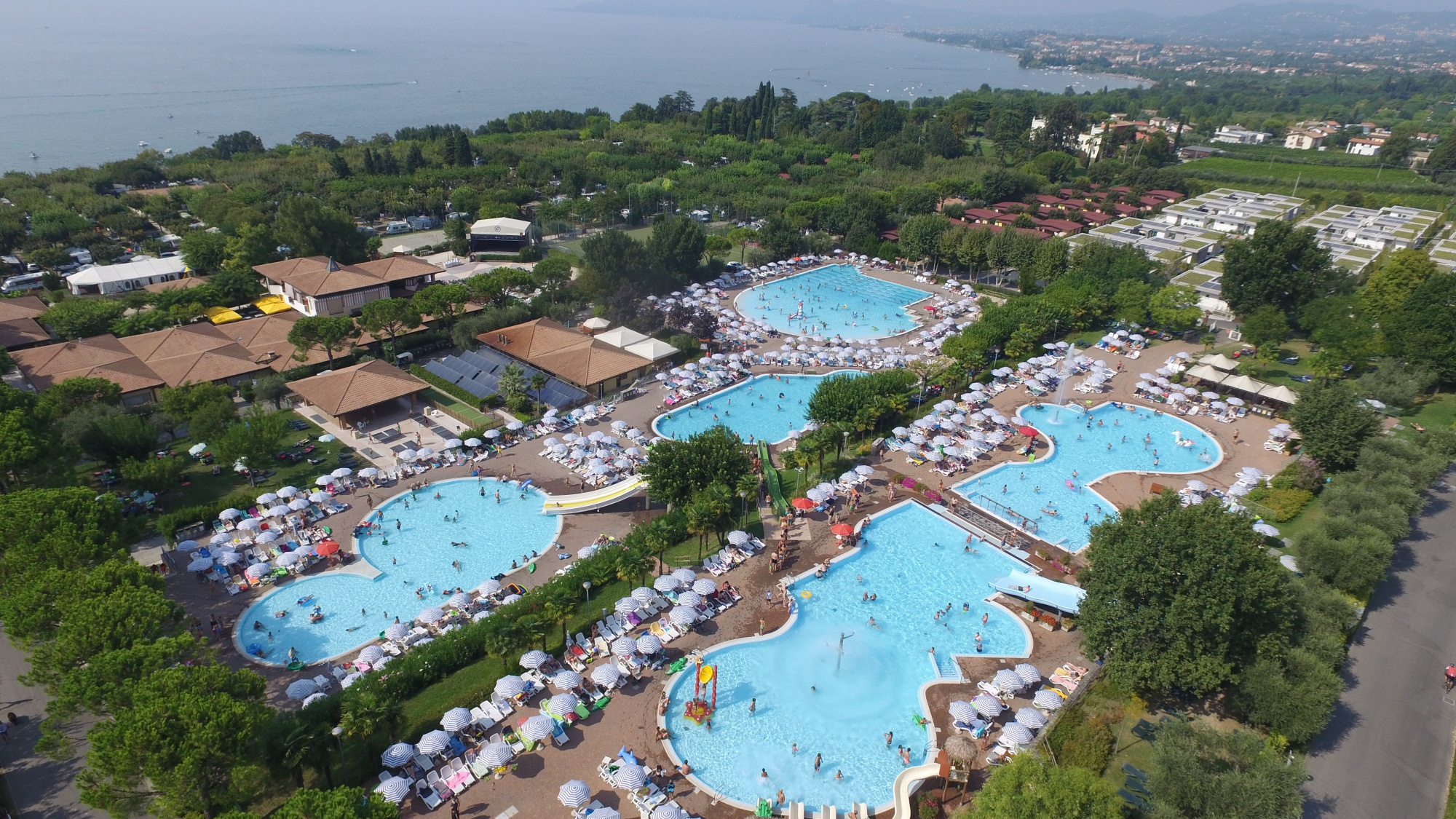 Piani di clodia holiday park lazise verona view all for Piani di palestra giungla