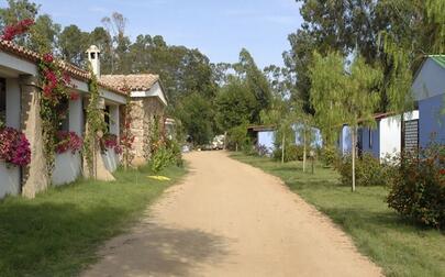 Campeggio Orrì
