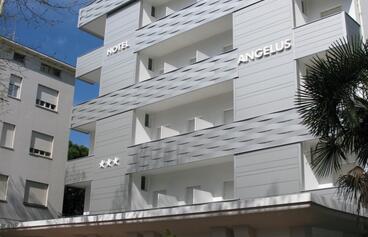 Hotel Angelus - Esterno