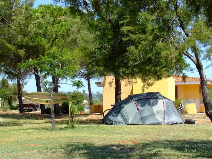 Camping ermosa posada nuoro - Camping bagno privato ...