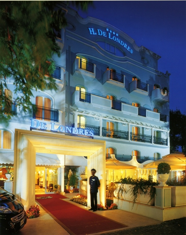 Hotel Lungomare Rimini  Stelle