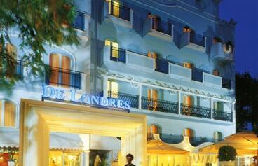 Hotel De Londres - Esterno