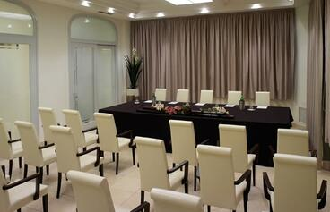 Hotel Regina Elena 57 & Oro Bianco spa - sala lavori