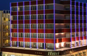 Hotel Admiral Palace