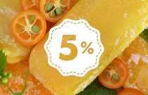 FRÜHBUCHERRABATT 5%
