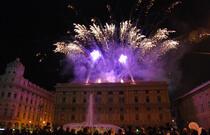 Sonderangenbot der Unbefleckten Empfangnis Feiertage in Genua