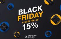 Il venerdì più nero dell'anno al Caravan Park La Vesima!!!